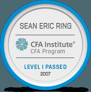 Sean Teaches Finance Classes